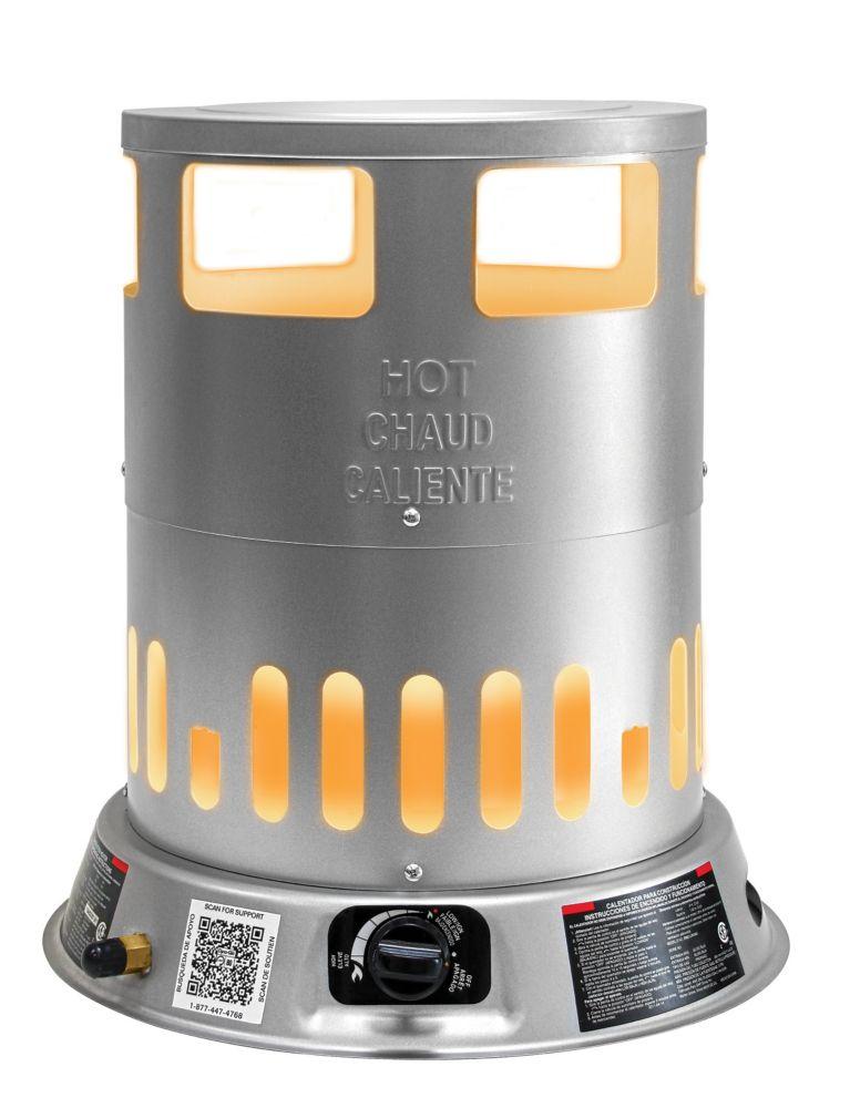 Radiateur à convection au PL 50K à 80K Dyna-Glo RMC-LPC80DG-01