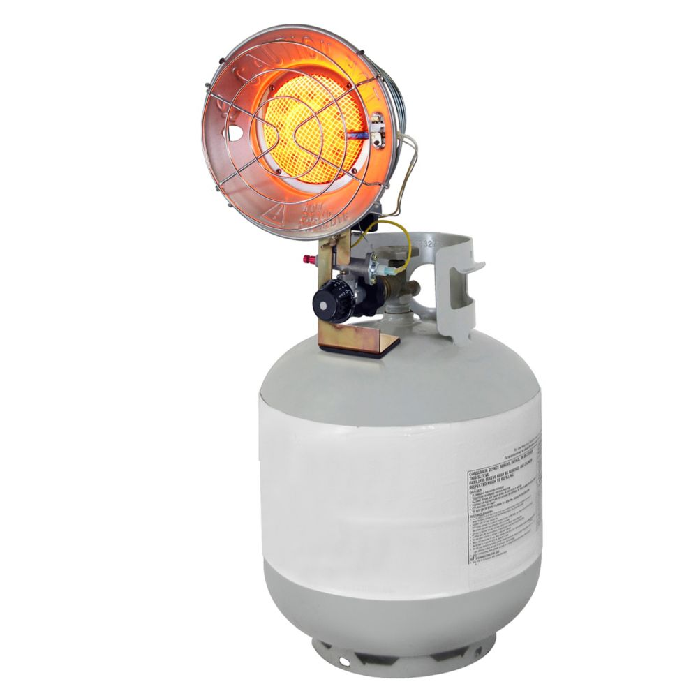 Dyna-Glo 15K LP Tank Top Heater - CSA