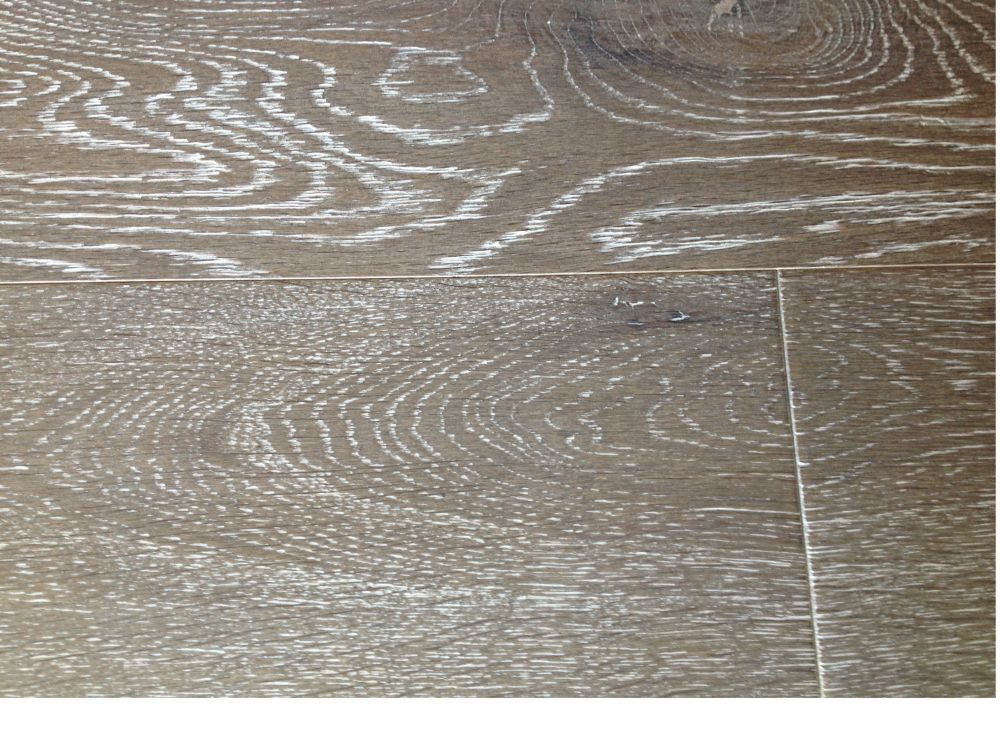 5 Inch x 3/4 Inch Brushed Brownstone Solid Oak, (22.61 Sq. Ft. / Case)