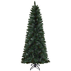 7.5 ft. Canaan Fir Slim Tree without Lights