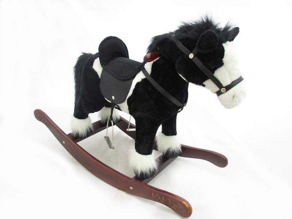 29In Rocking Horse_Black