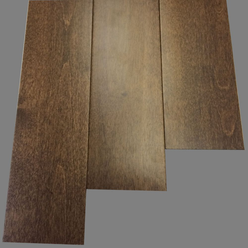 3/4-inch Thick x 3 1/2-inch W Balsamic Birch Laminate Flooring (20.93 sq. ft. / case)