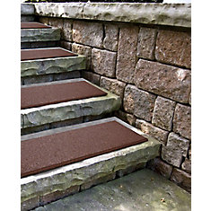 10x24 Inch Flat Profile TC Stair Tread 2 PK