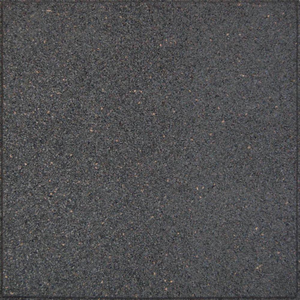 18x18 Inch  EnviroTile Flat Profile Grey