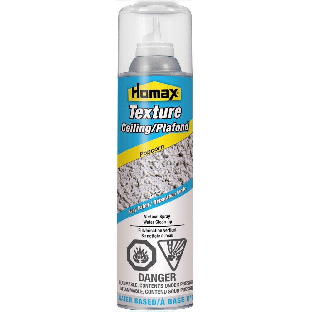 Popcorn Ceiling Spray Texture, 14oz.