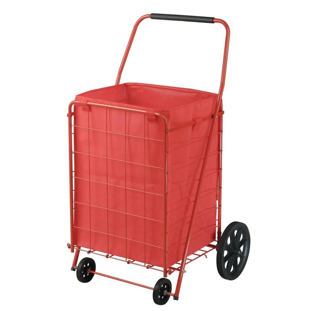 110 lbs Folding Shopping Cart