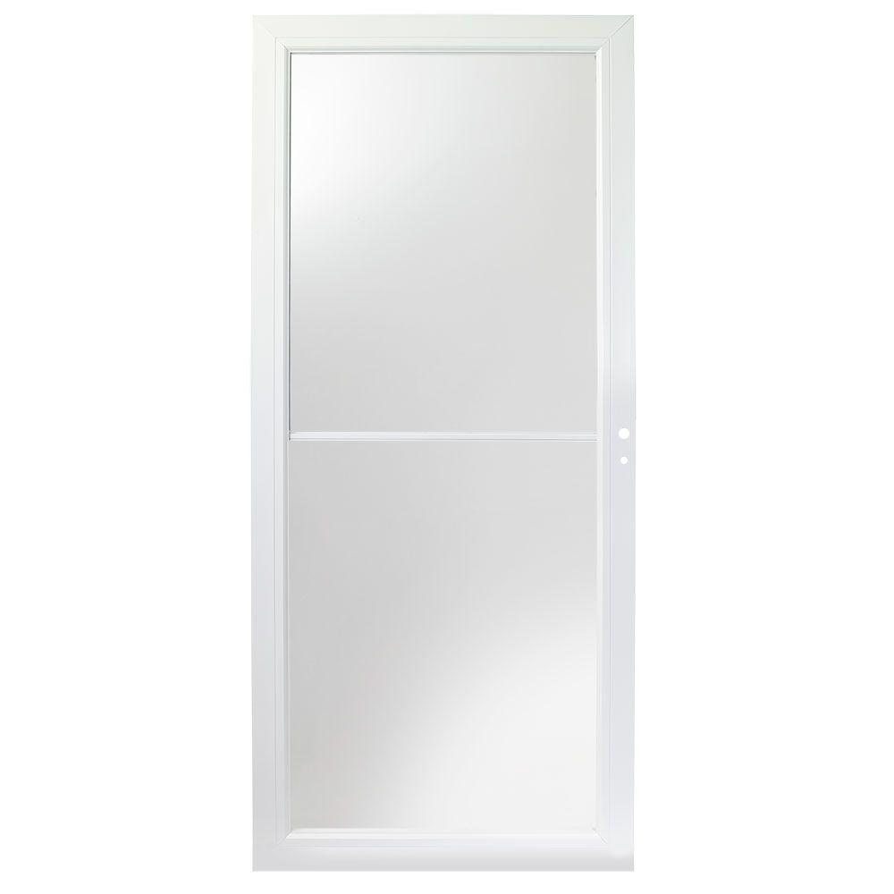 32-inch W 3000 Series Self-Storing Storm Door