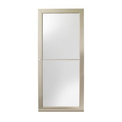 36-inch W 3000 Series Self-Storing Storm Door