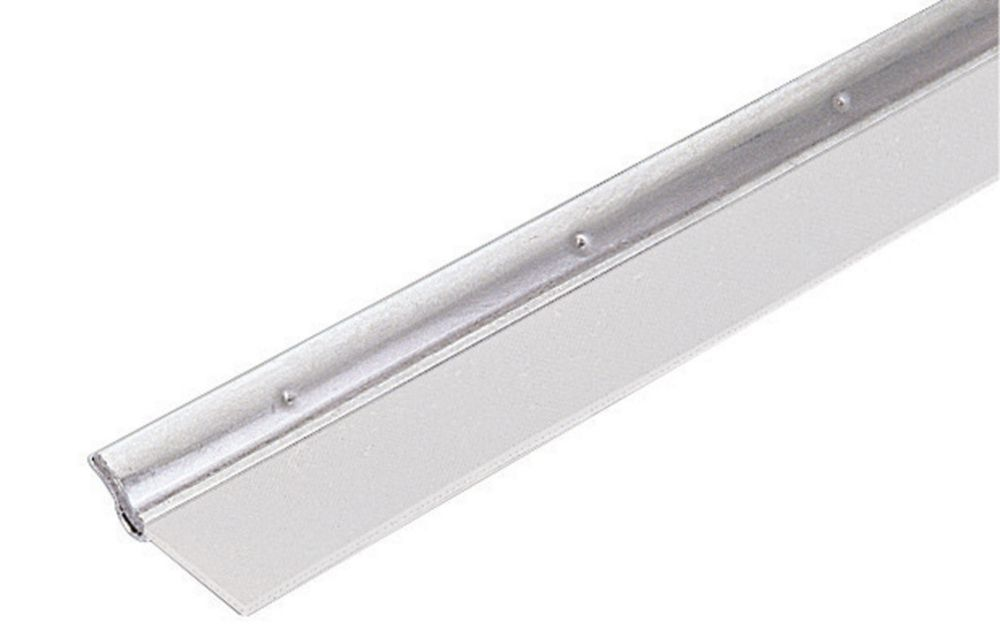 Climaloc coupe froid porte de garage alum caout 9 39 blanc for Porte home depot