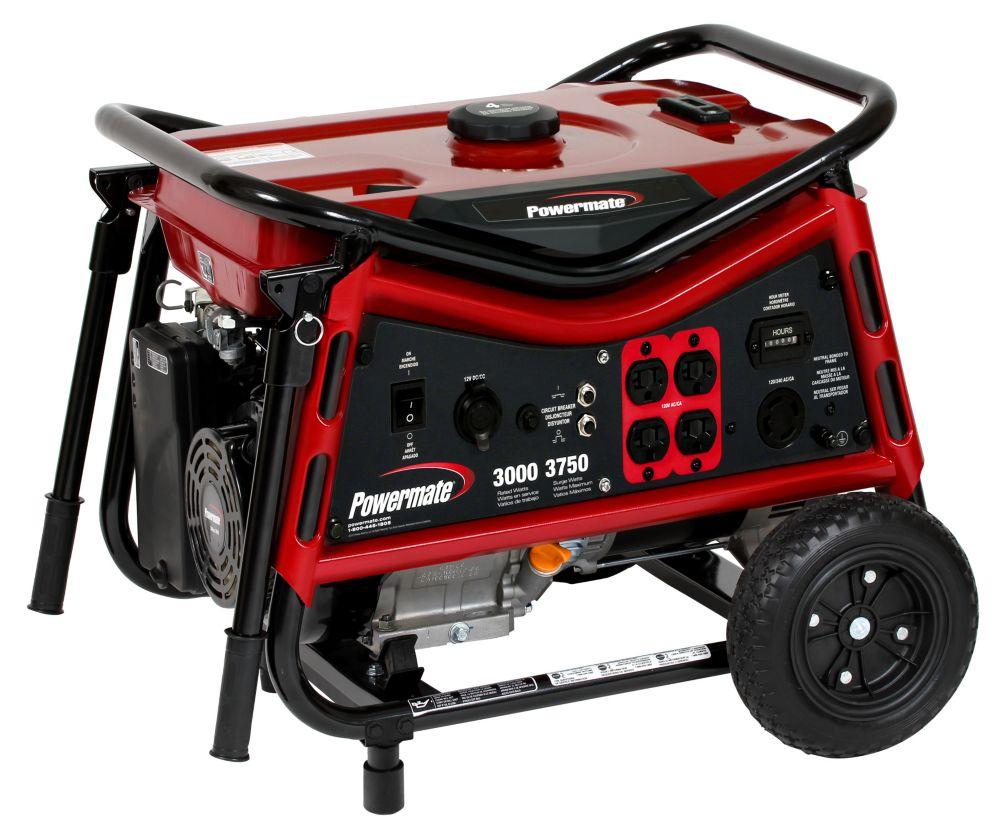 Powermate 3000 Watt Portable Generator