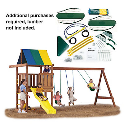 slide cfm hayneedle fort jamboree play swing master n set product