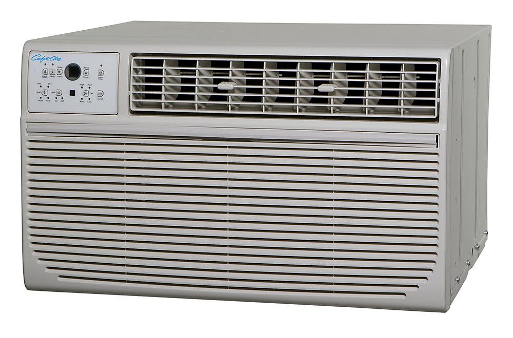 Thru-the-wall AC 10,000 BTU W remote 208-230V - ENERGY STAR®