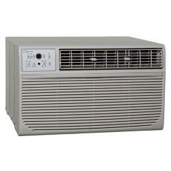 Comfort Aire Thru-the-wall AC 12,000 BTU W remote 208-230V - ENERGY STAR®