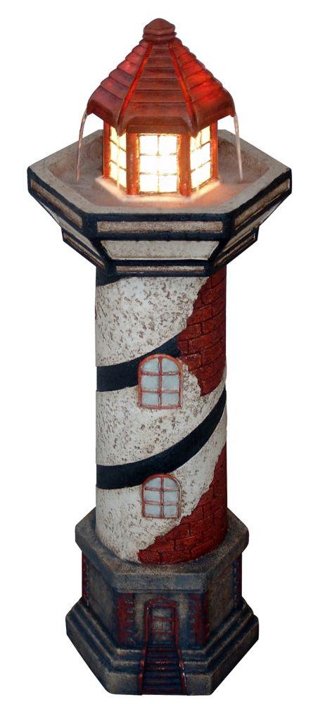 Lighthouse Fountain