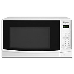 Whirlpool 0.7 cu. ft. Countertop Microwave in White