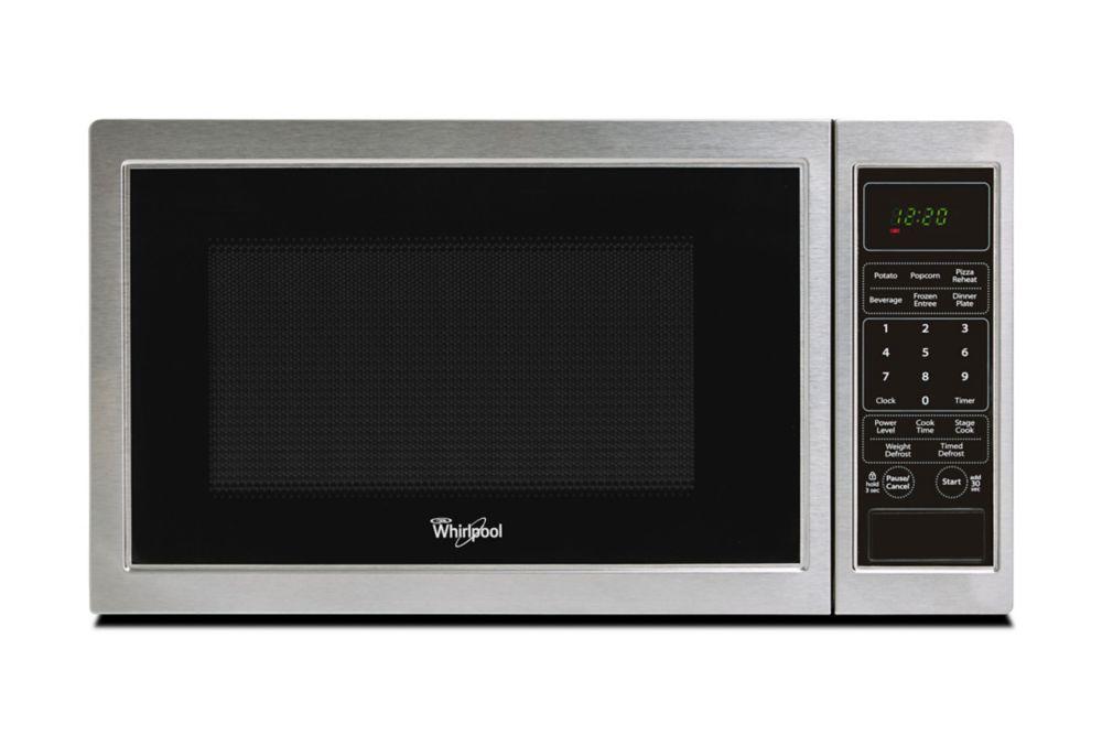 Whirlpool 0.9 cu. ft. Countertop Microwave