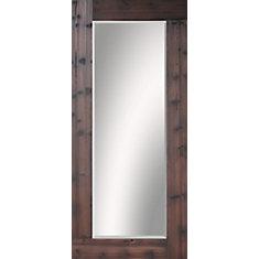Muskoka Leaner Mirror