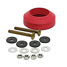 Toilet Tank To Toilet Bowl Repair Kit
