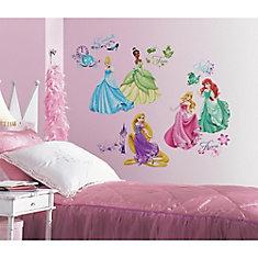Stickers Muraux Disney Princess