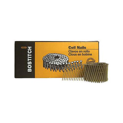 Bostitch 3 1/4 Inch Coil Ardox Galvanized Nail