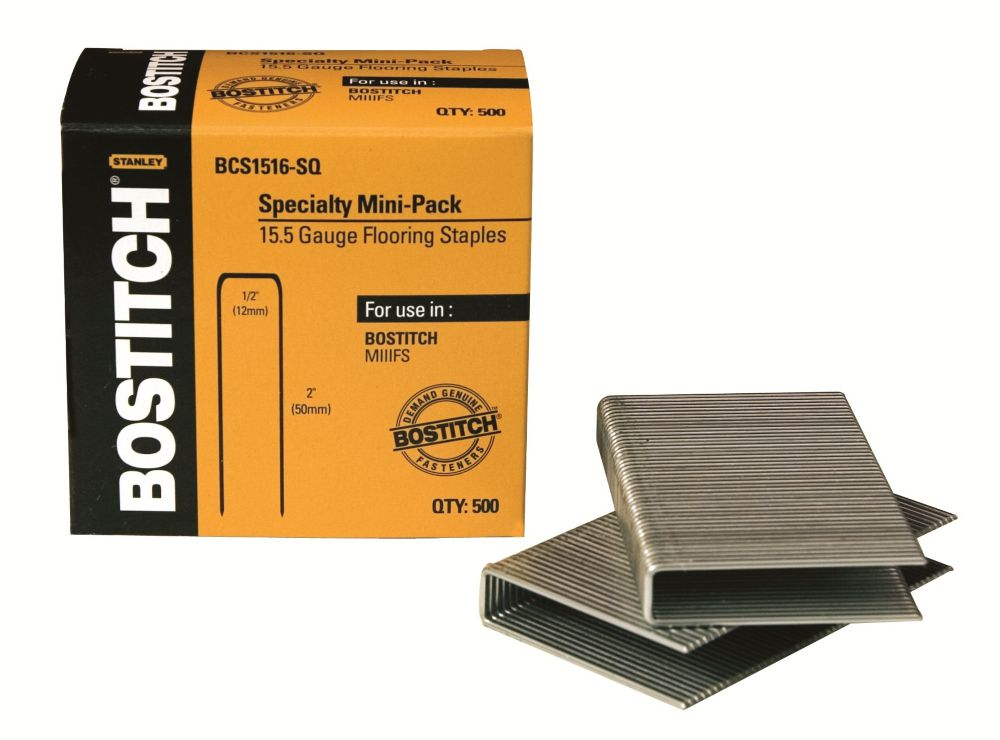 Bostitch 1 1 2 inch flooring staples the home depot canada