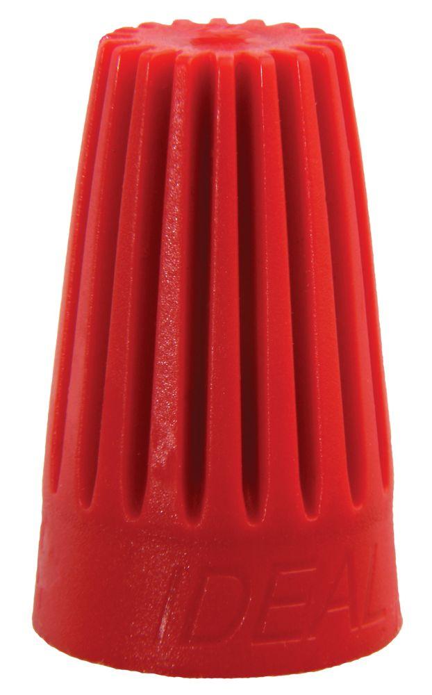 CE Connecteur de fils Rouge Qté 35