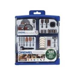 Dremel 162-Piece All Purpose Rotary Tool Accessory Kit