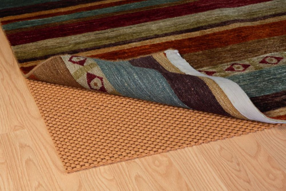 Trafficmaster Non Slip Rug Pad 4 Ft X 6 Ft Ultra The