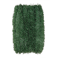 Home Accents Holiday 50 ft. Unlit Roping Artificial Christmas Garland