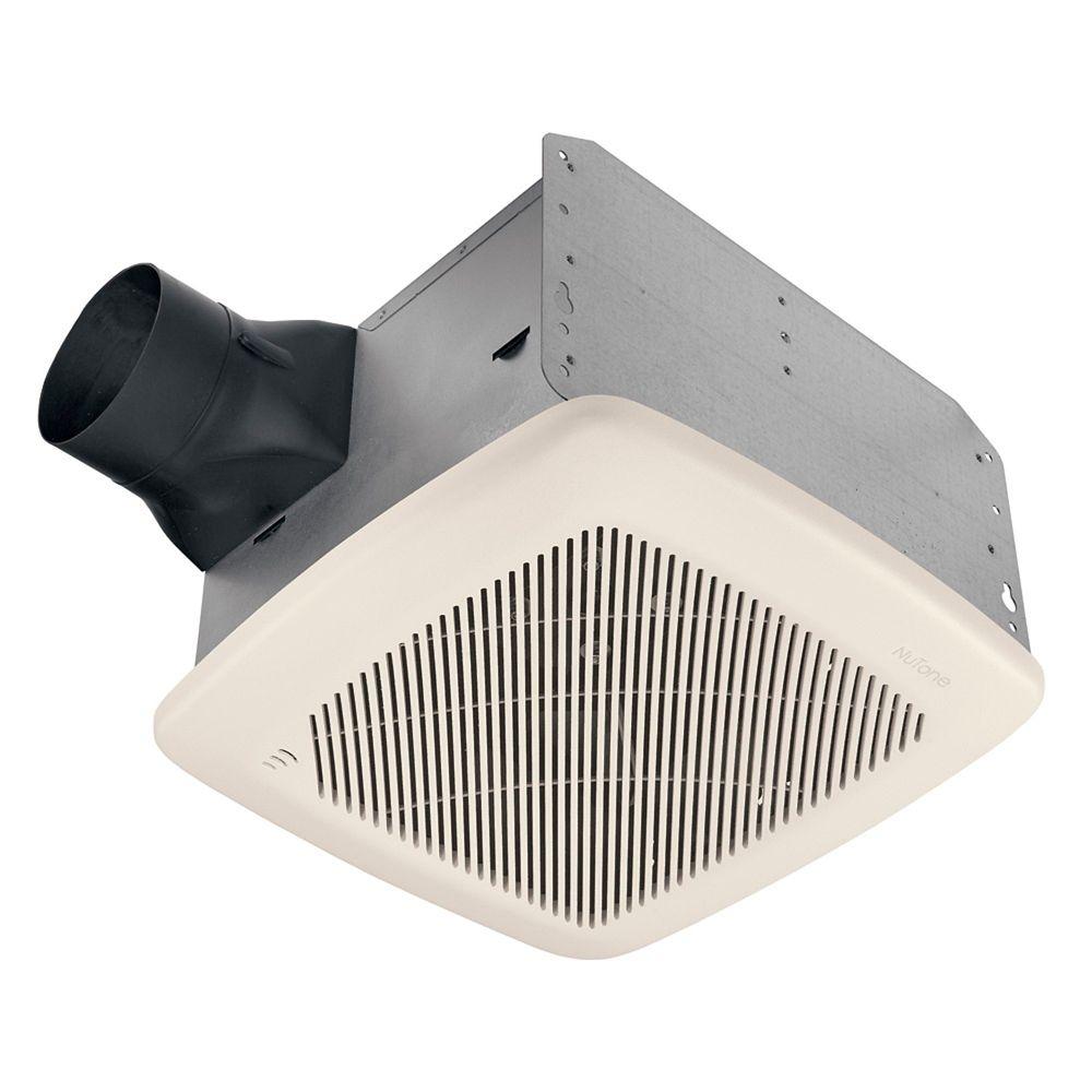 QT Series - Humidity Sensing Fan (Energy Star) - 100 CFM