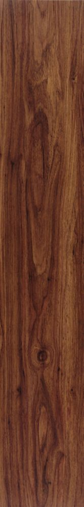 Allure TrafficMaster Allure 6 in. x 36 in. Mahogany Resilient Plank Flooring (24 Sq. Ft./Case)