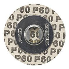 EZ Lock Sanding Discs, 60 Grit