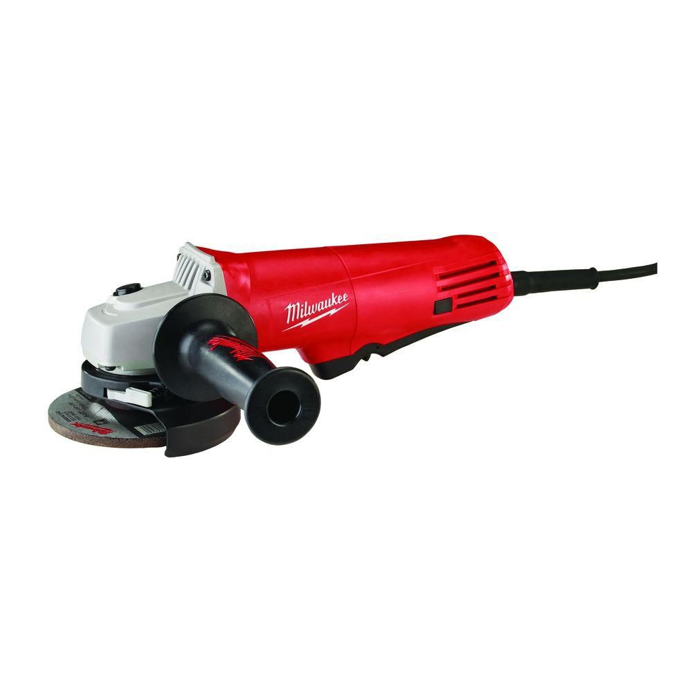 7.5 amp 4 1/2- Inch Small Angle Grinder