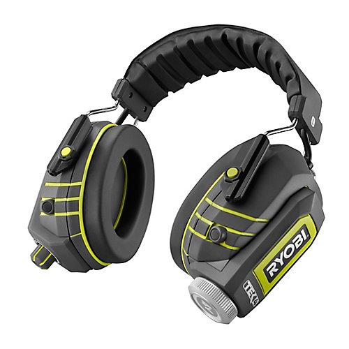 Tek4 Audio Plus Noise Suppression Headphones