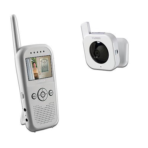 LOREX Digital Portable Colour Wireless System