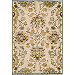 Artistic Weavers Carpette d'intérieur, 5 pi 1 po x 7 pi 6 po, style transitionnel, rectangulaire, havane Lauren