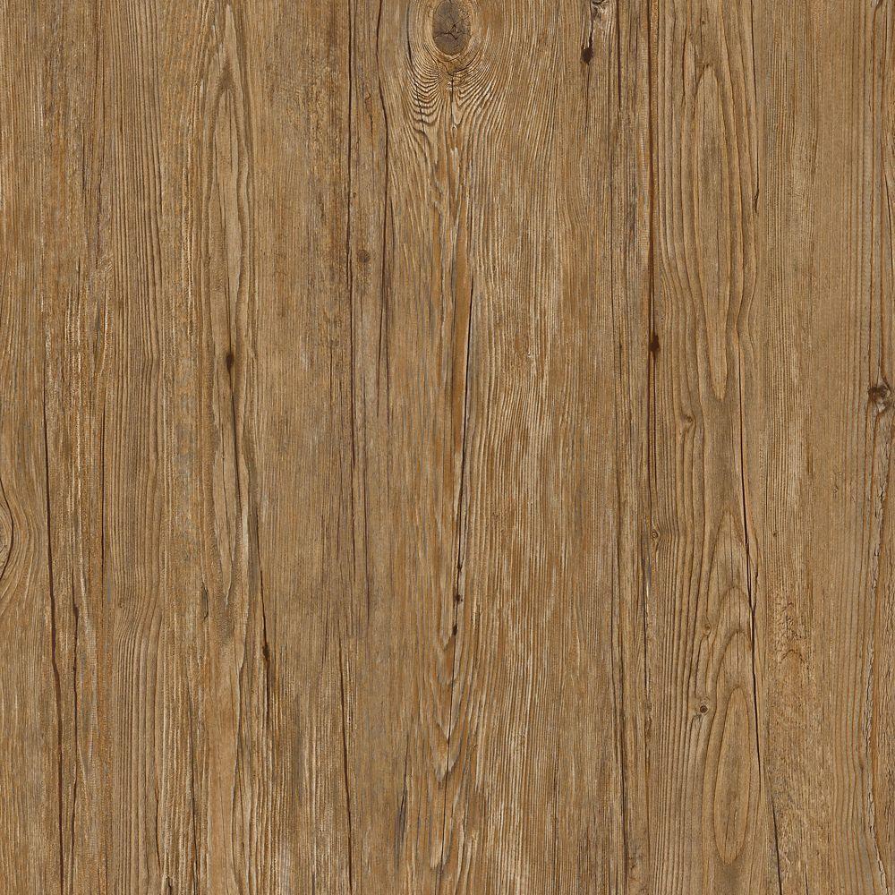 Planches de revêtement de sol en vinyle 6 po x 36 po � Pin des Catskills  (24Pi. carré par caisse...