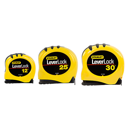 3 Pack of LeverLock Tapes