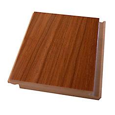 Exotic Tigerwood Prefinished UniClic Engineered Bamboo Hardwood Flooring (21.4 sq. ft. / case)