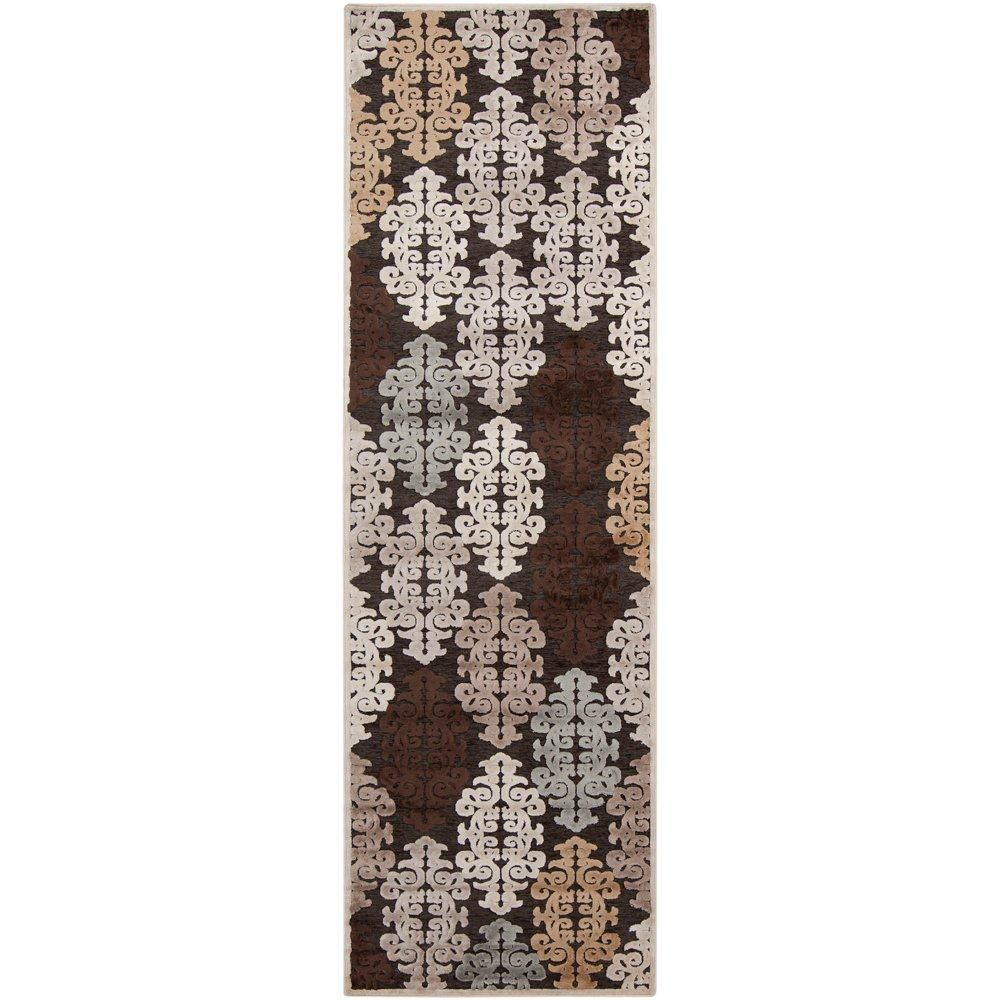 Artistic Weavers Cynthia Brown 2 ft. 6-inch x 7 ft. 10-inch Indoor Transitional Runner