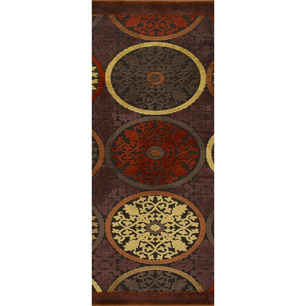 Artistic Weavers Clay Brown 2 ft. 6-inch x 7 ft. 10-inch Indoor Transitional Runner
