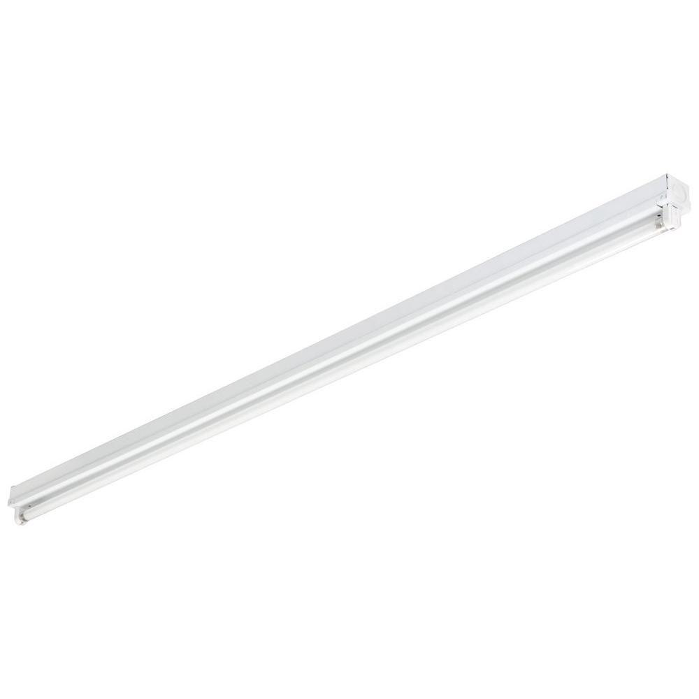 Lithonia Lighting 48 inch Fluorescent Mini T5 Single Strip