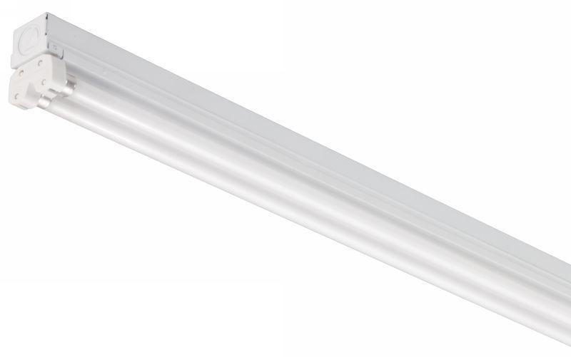 Lithonia Lighting 48-inch Double Fluorescent Mini T5 Strip Light