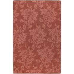 Artistic Weavers Sofia Red 3 ft. 6-inch x 5 ft. 6-inch Indoor Transitional Rectangular Area Rug