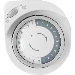 Defiant Plug-In 24 Hour Big Button Mechanical Timer