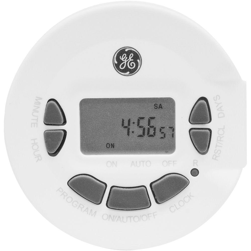 Plug-In 24 Hour Digital Timer
