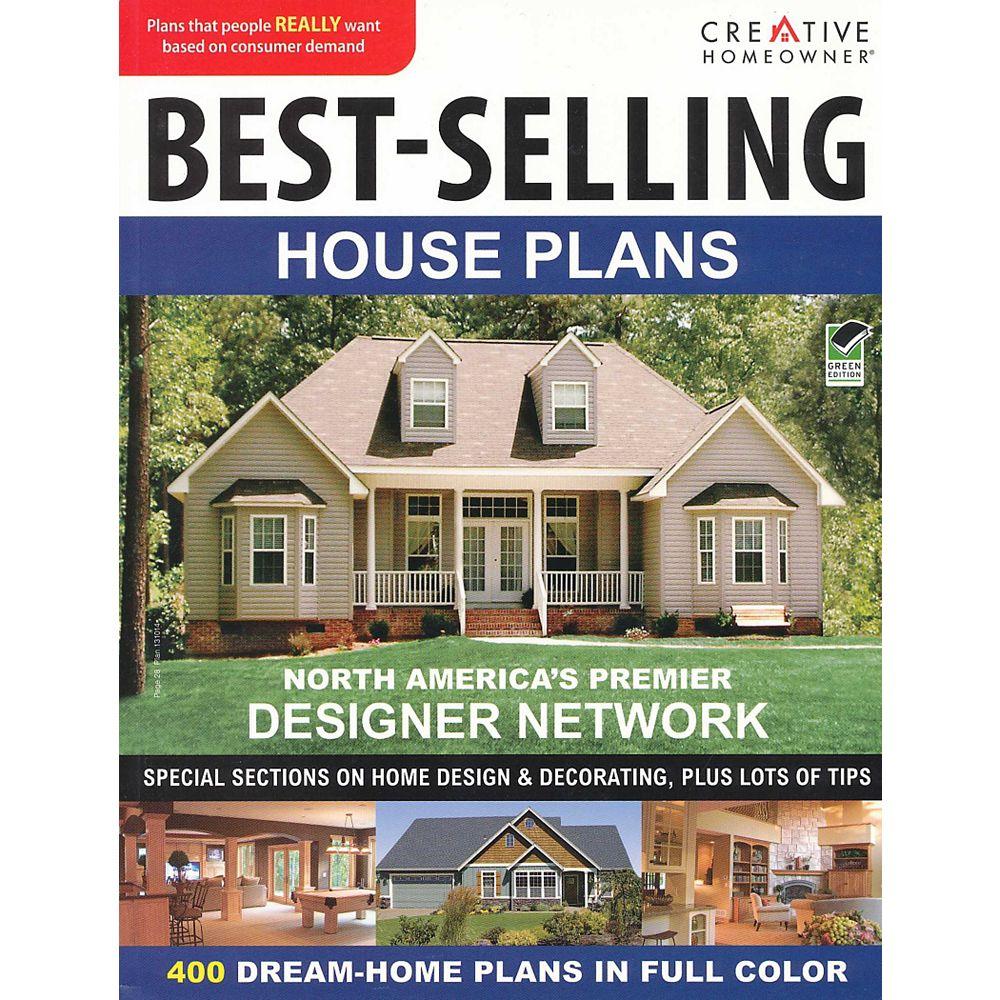 Creative Publishing International Inc. Best-Selling House Plans