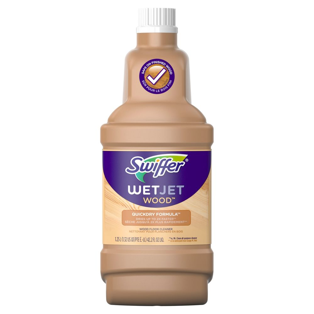 Nettoyant pour le bois Wet Jet  - 1,25 Litre