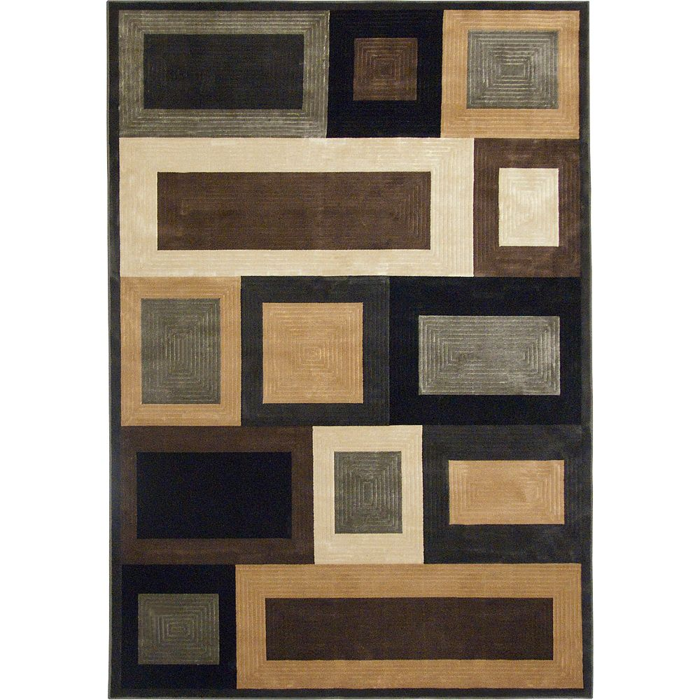 Optime 6 Ft. 7 In. x 9 Ft. 6 In. Area Rug