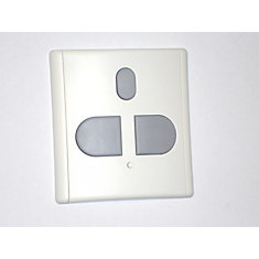 Wireless Wall Button for 315 MHz 550 and 800 Garage Door Openers